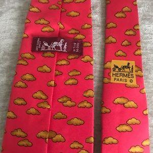 Hermes Tie Design 7333